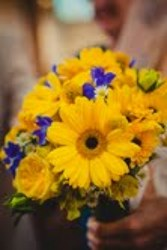 Let the Sun Shine from local Myrtle Beach florist, Bright & Beautiful Flowers